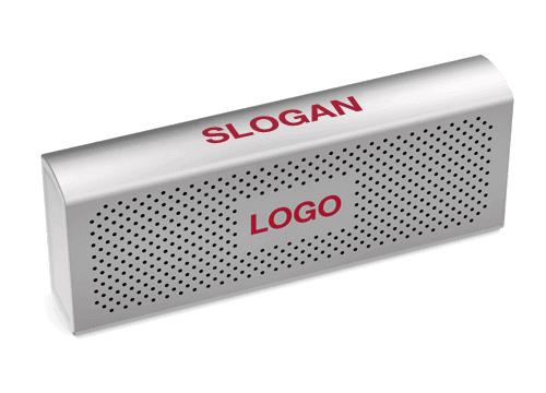 Ace - Printed Bluetooth Speaker