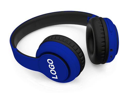 Mambo - Logo Bluetooth Headphones