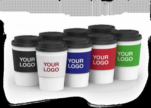 Java - Branded Travel Mug