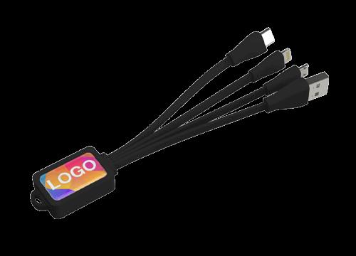Multi - Custom Octopus USB Cable