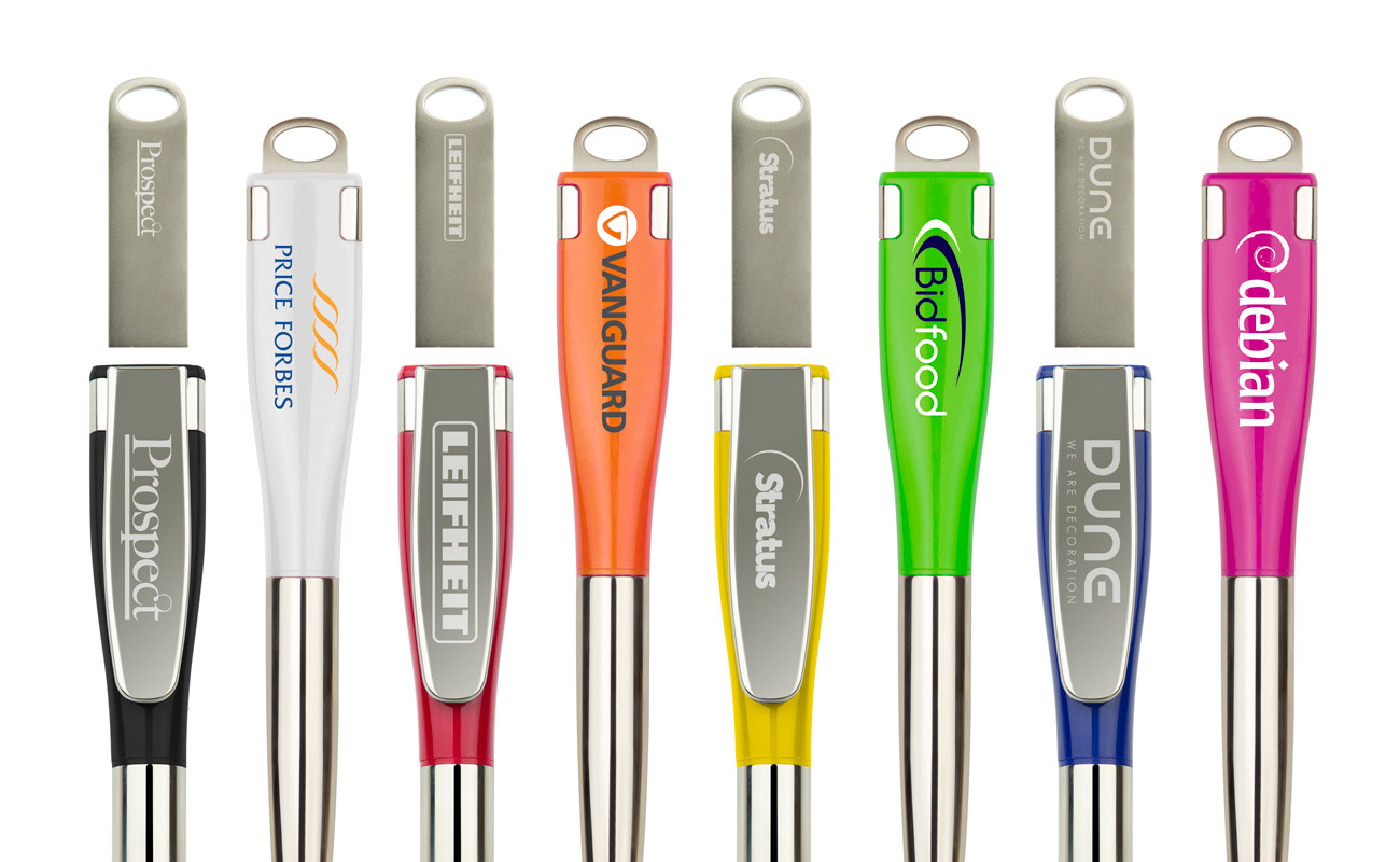 Jot - Custom USB Pens