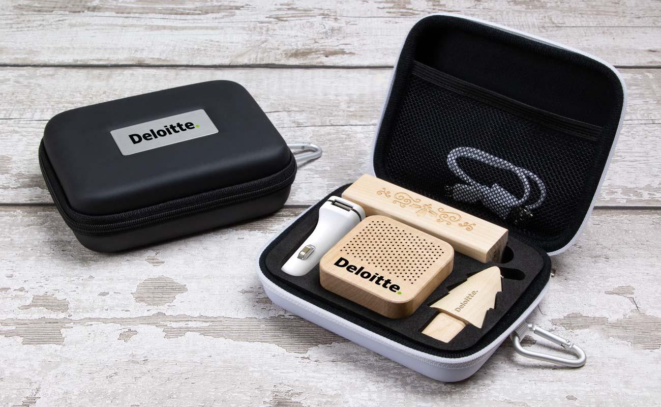 Noel L - Custom Thumb Drive, Credit Card Power Bank, Custom Car Charger and Custom Speakers
