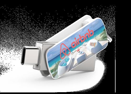 Orbit - Customized Thumb Drive
