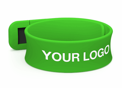 Slap - Customize USB Wristbands