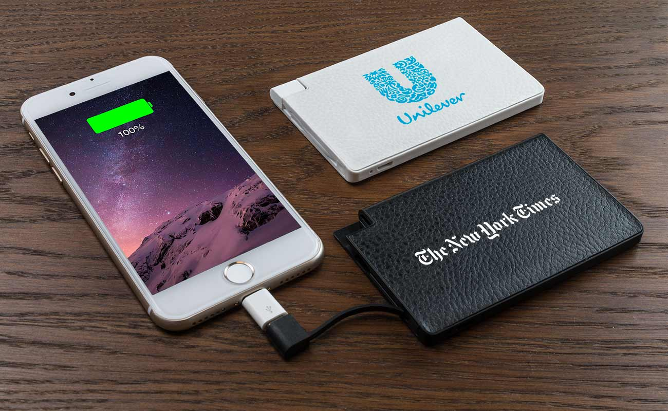 Tour - Logo Branded Power Bank